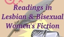 Readings in Lesbian &amp; Bisexual Women&#039;s Fiction Logo