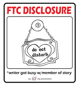 FTC Got Busy Disclosure